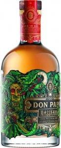 Rum Don Papa Masskara 5y 0,7l 40% L.E.