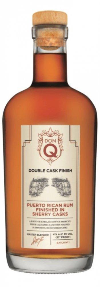 Rum Don Q Double Cask Finish 0,7l 41%