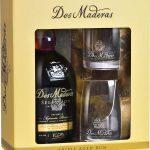 Rum Dos Maderas Seleccion 0,7l 42% + 2x sklo GB
