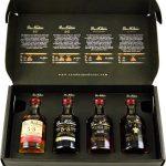 Rum Dos Maderas Set 4×0,05l