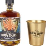 Rum Duppy Share 0,7l 40% + 1x sklo GB