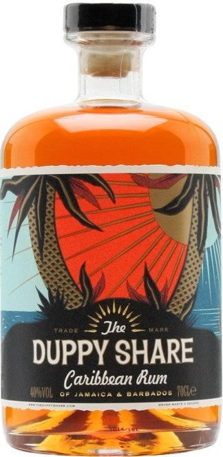 Rum Duppy Share 0,7l 40%