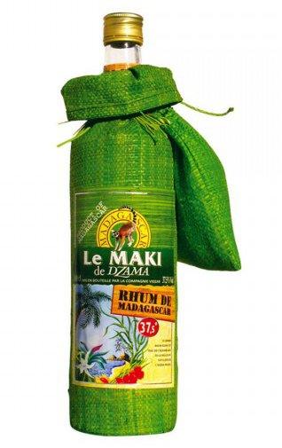 Rum Dzama Le Maki 1l 37,5%