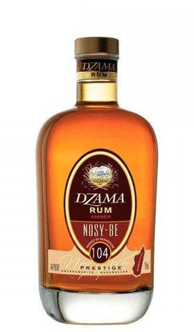 Rum Dzama Nosy-Be Prestige Ambre 4y 0,7l 52%