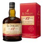 Rum El Dorado 12y 0,7l 40%