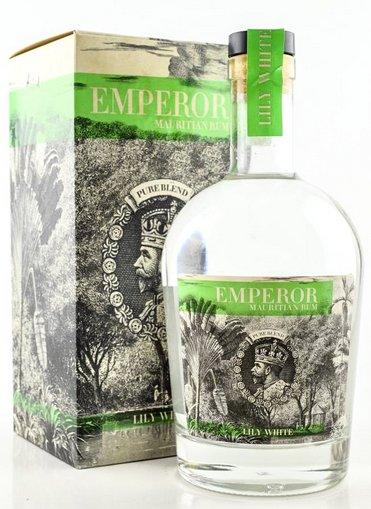 Rum Emperor Lily White 12y 0,7l 42% GB
