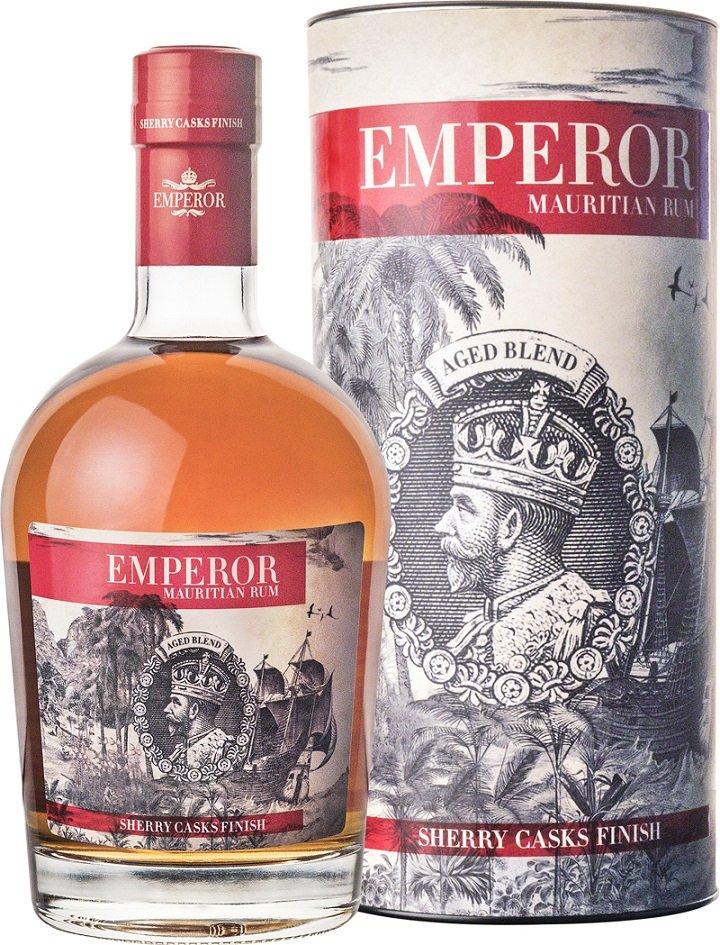 Rum Emperor Sherry Finished 0,7l 40%