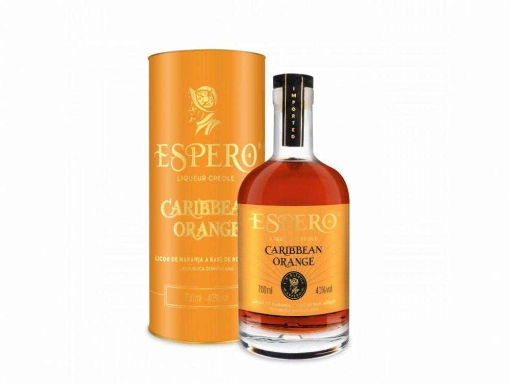 Rum Espero Caribean Orange 0,7l 40% GB