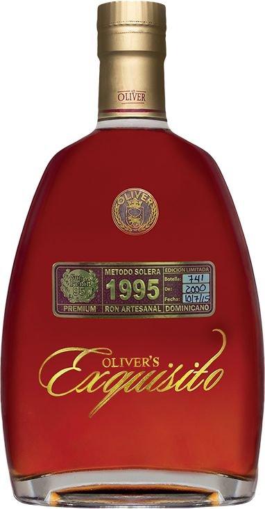 Rum Exquisito 12y 1995 0,7l 40%