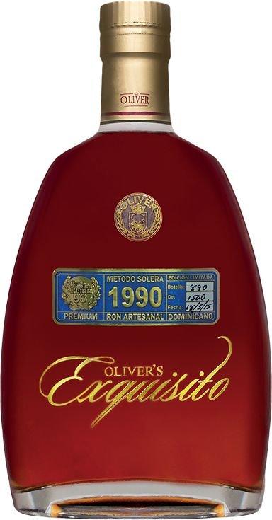 Rum Exquisito 1990 0,7l 40%