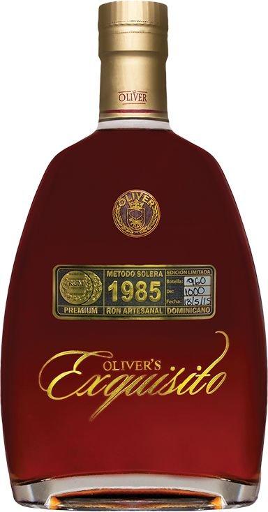 Rum Exquisito 26y 1985 0,7l 40%