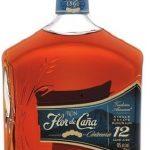 Rum Flor de Caña 12y 0,7l 40%