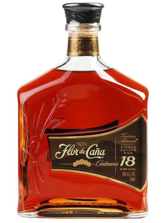 Rum Flor de Caña 18y 0,7l 40%
