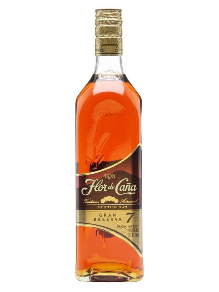 Rum Flor de Caña Grand Reserva 7y 0,7l 40%