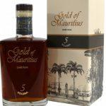 Rum Gold of Mauritius 5y 0,7l 40%