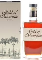 Rum Gold of Mauritius Dark 0,7l 40%