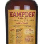 Rum Hampden Estate Overproof Rum 0,7l 60%