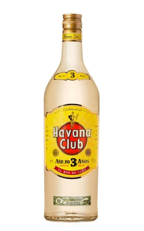 Rum Havana Club Anejo 3y 1l 40%