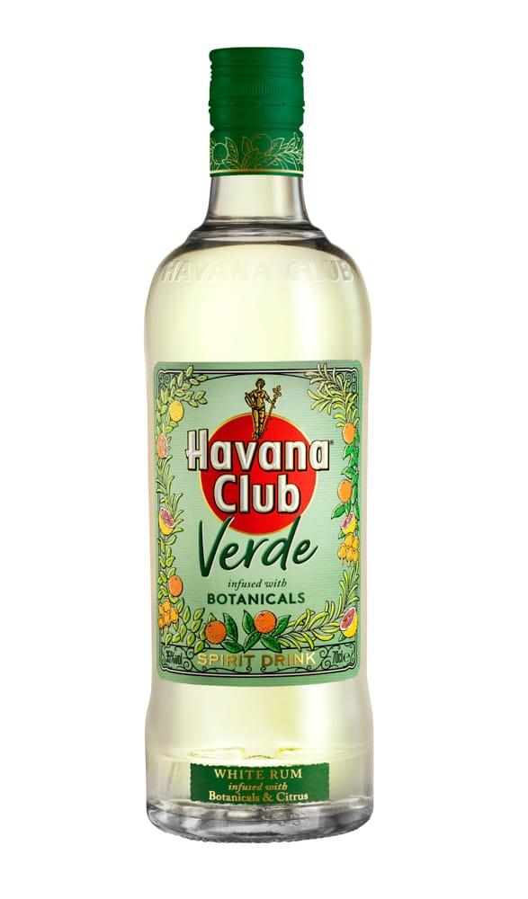 Rum Havana Club Verde 0,7l 35%