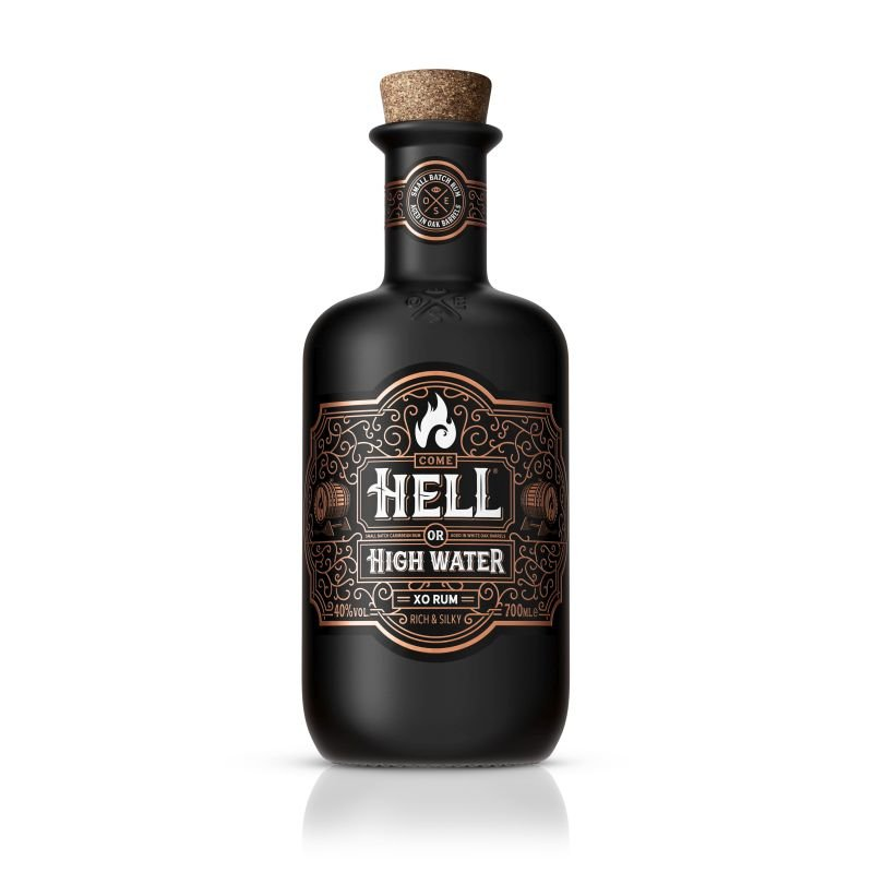 Rum Hell Or High Water XO 15y 0,7l 40%