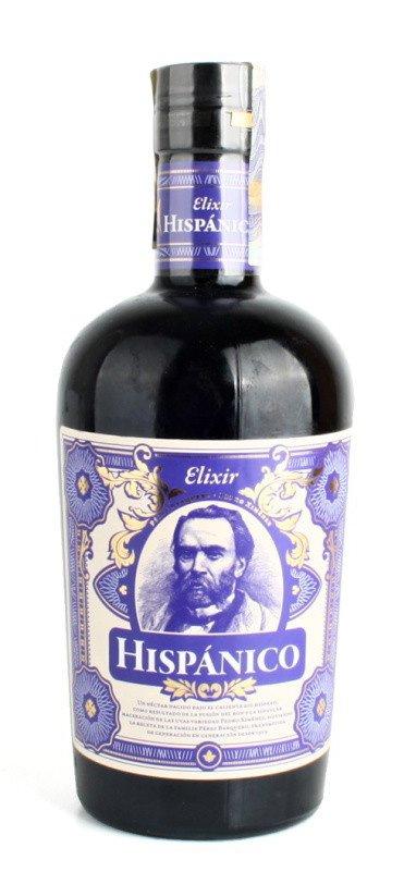 Rum Hispanico Elixir 0,7l 34%