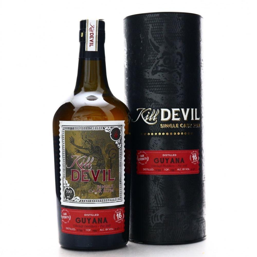 Rum Hunter Laing Kill Devil Guyana 16y 0,7l 51,9% GB