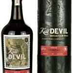 Rum Hunter Laing Kill Devil Trinidad 18y 0,7l 65,5% GB