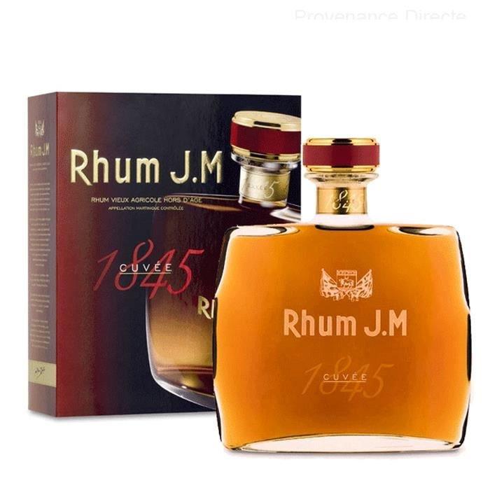 Rum JM Cuvée Fondateur 0,7l 42%