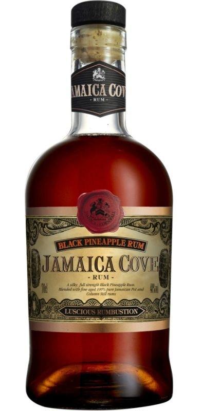 Rum Jamaica Cove Black Pineapple Rum 0,7l 40%