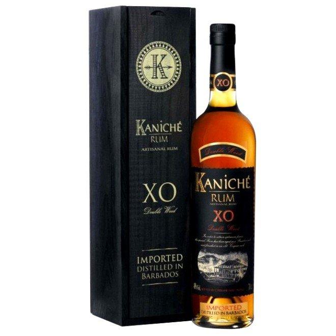 Rum Kaniche Double Wood XO 0,7l 40%