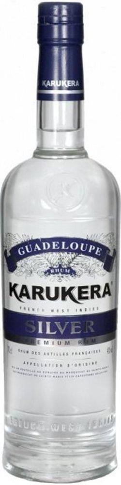 Rum Karukera Rum Silver 0,7l 40%