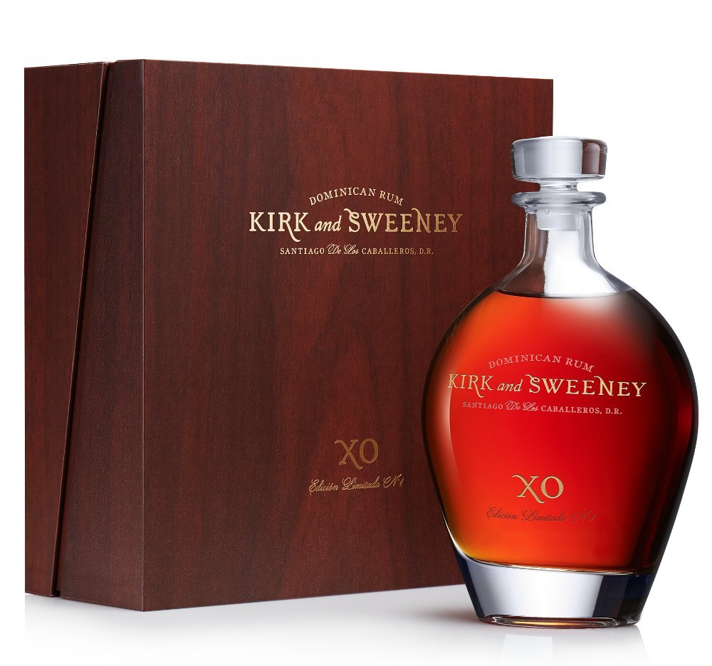 Rum Kirk and Sweeney Cask Strength No.1 XO 25y 0,7l 65,5% L.E.