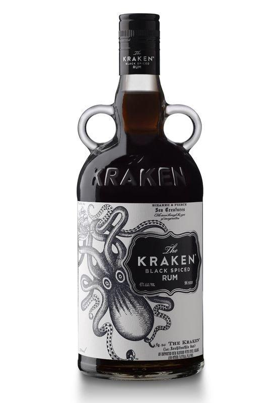 Rum Kraken Black 2y 0,7l 40%