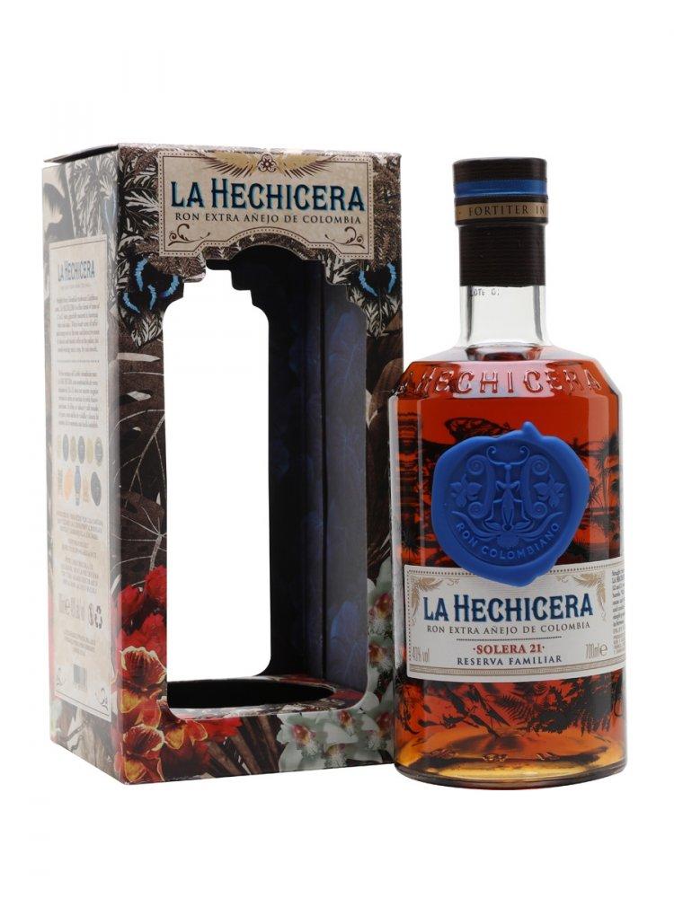 Rum La Hechicera Solera 21 0,7l 40%