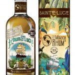 Rum La Maison Du Rhum Santa Lucia No.3 8y 2012 0,7l 45% / Rok lahvování 2020