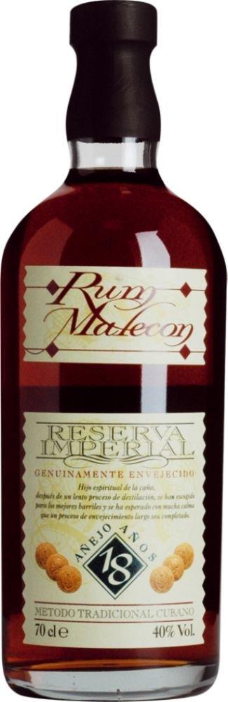 Rum Malecon Reserva Imperial 18y 0,7l 40%