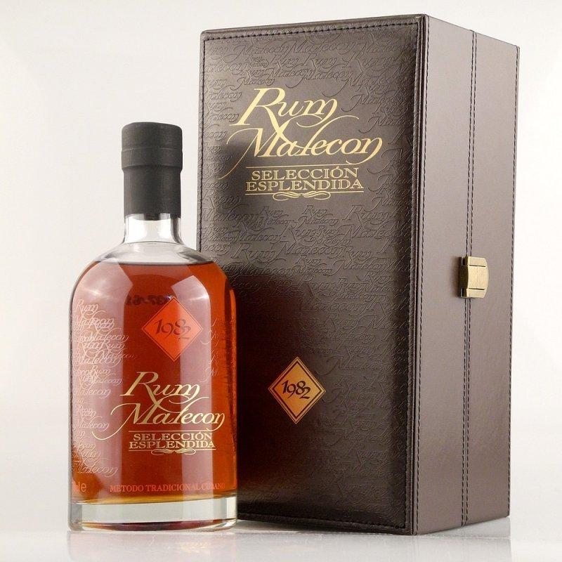 Rum Malecon Seleccion Esplandida 25y 1982 0,7l 40%