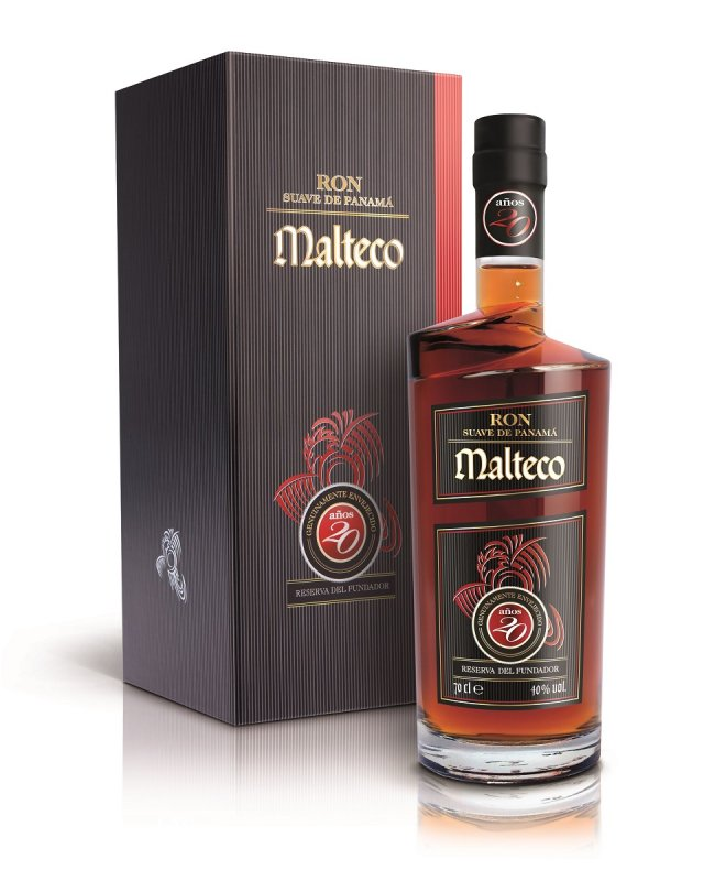 Rum Malteco 20y 0,7l 40%