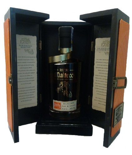 Rum Malteco 25y 1993 0,7l 40%