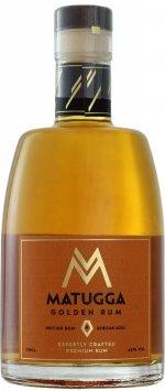 Rum Matugga Golden Rum 0,7l 42%