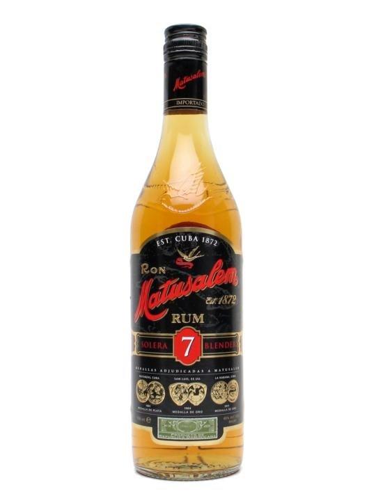 Rum Matusalem 7y 0,7l 40%