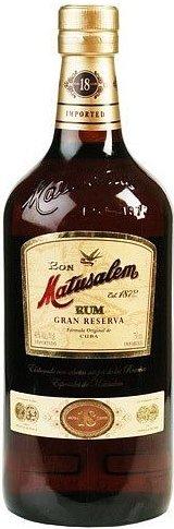 Rum Matusalem Gran Reserva 18y 0,7l 40%