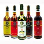 Rum Mombacho XO Curvée Prestige 0,7l 43%