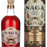 Rum Naga Anggur Edition Red Wine Cask Finish 0,7l 40% Tuba