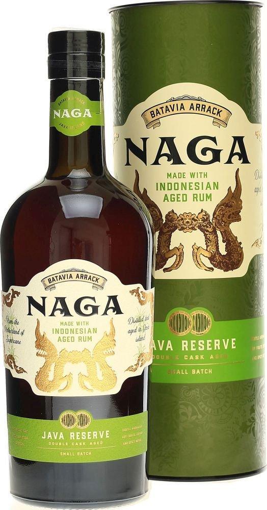 Rum Naga Java Reserve 7y 0,7l 40% GB