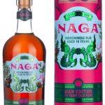 Rum Naga Siam Edition 0,7l 40% Tuba