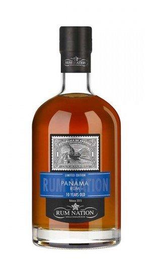 Rum Nation Panama 10y 0,7l 40%