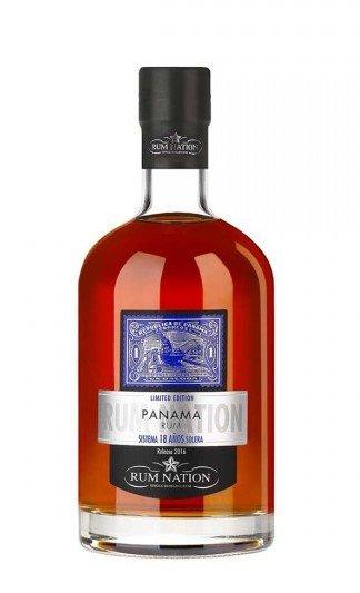 Rum Nation Panama 18y 0,7l 40%