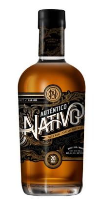 Rum Nativo Autentico 20y 0,7l 40% Tuba