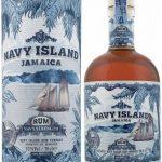 Rum Navy Island Strenght Rum 0,7l 57% Tuba